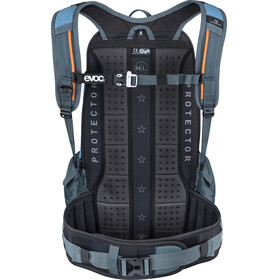 EVOC FR Trail Protector Backpack 20l Multicolour